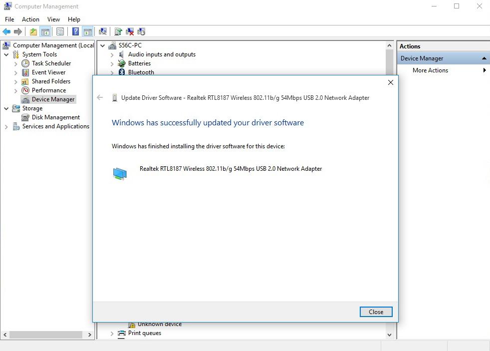 free download realtek rtl8187 wireless lan utility driver windows 7