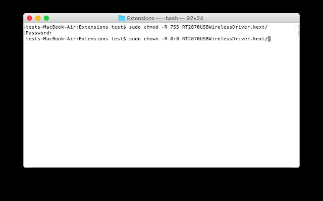 Tutorial configuración Ralink RT3070 en sistema operativo