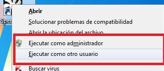 Ejecutar Foscam VMS como administrador