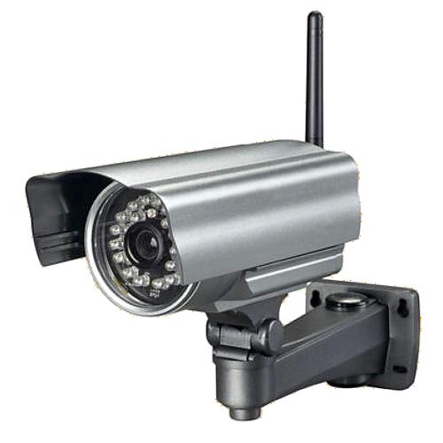 Camaras de vigilancia y seguridad gu a completa para no - Camaras vigilancia exterior ...