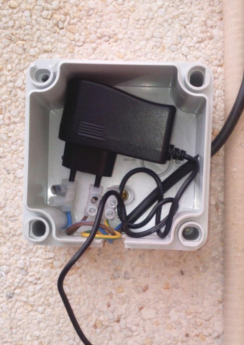 Elegir una c mara vigilancia para exterior for Cubrir una pared exterior