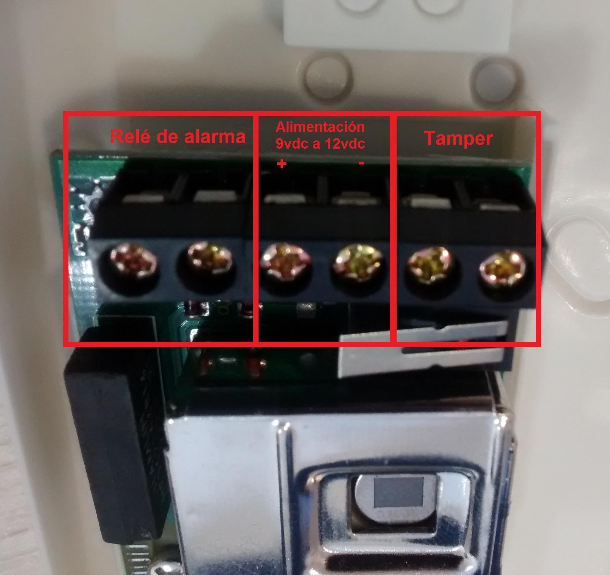 Como configurar sensores en alarma hogar zoominformatica - Sensores de movimiento con alarma ...