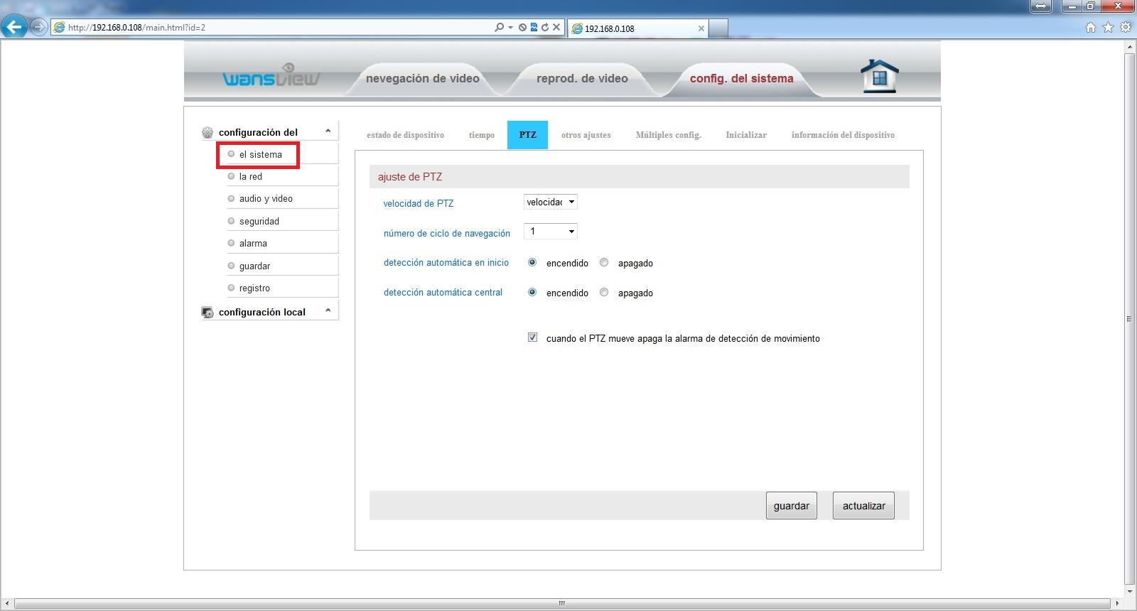 Review a fondo como configurar cámaras vigilancia IP Wansview ...