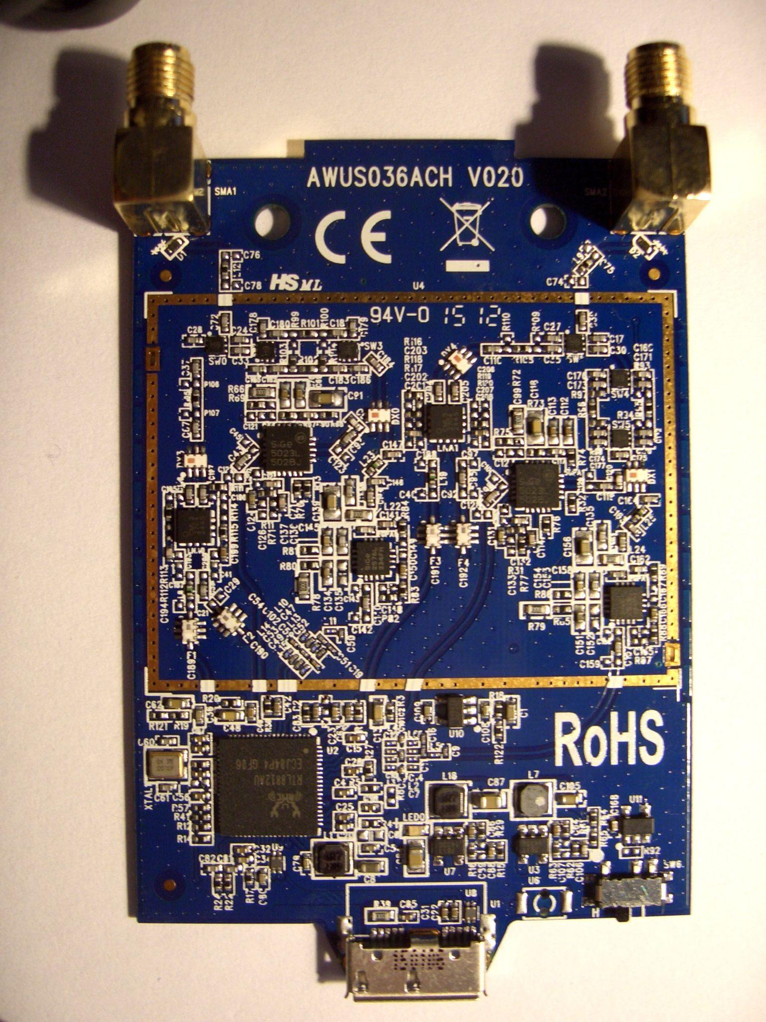 AWUS036ACH  Antena WiFi dual AC1200 Alfa - ZoomInformatica blog