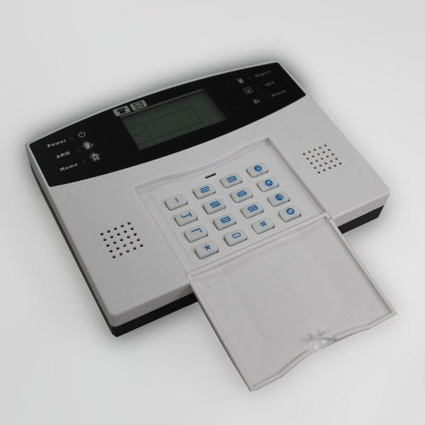 Central alarma gsm con teclado