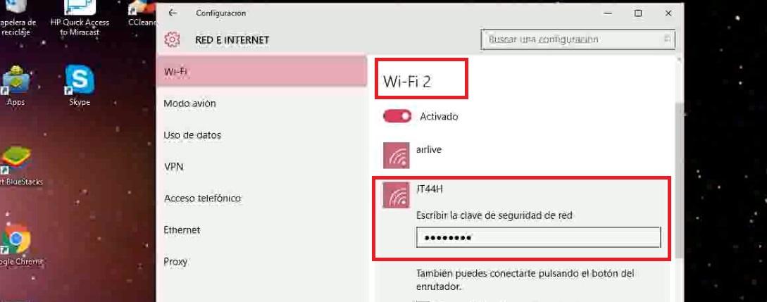 Configuración driver ralink rt3070 windows 10 WiFi