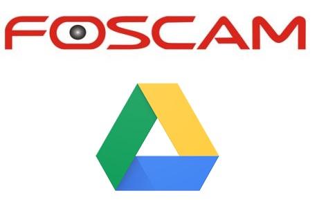 Foscam Google Drive