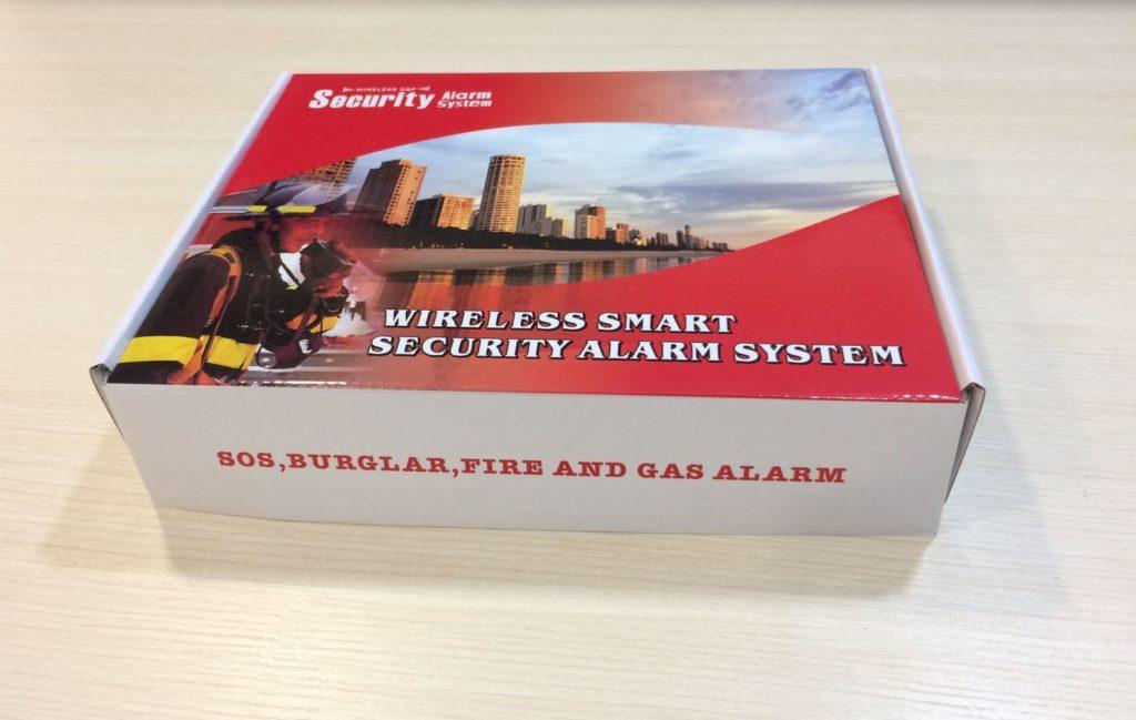 Blog Unboxing y guía de instalación alarma AZ017
