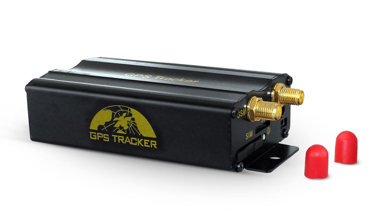 Localizador GPS coche TK103A TK103B