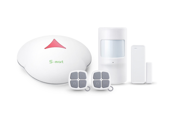 Como configurar alarma hogar AZ0GS3 para protección sin cuotas