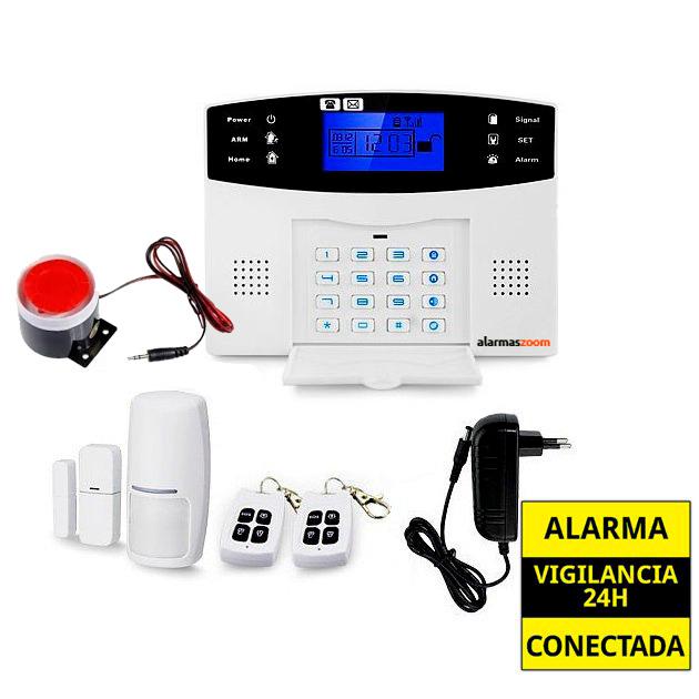 kit alarma anti-okupas